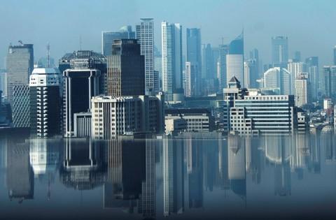 Jakarta 'banjir' pasokan ruang kantor