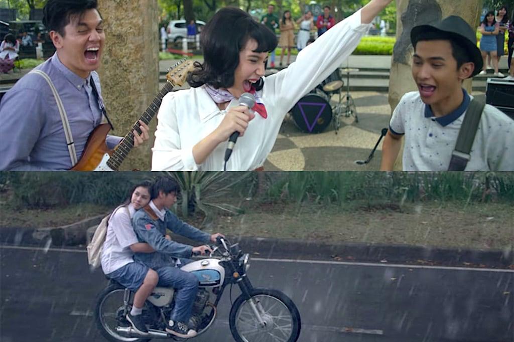 Sweet 20 dan Dilan 1990 (Foto: Starvision Plus - Max Pictures)