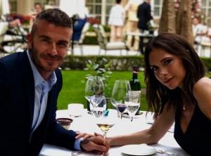 David Beckham dan Victoria Rayakan Ulang Tahun Pernikahan ke-19