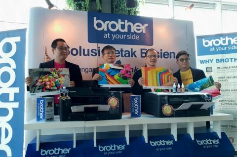Brother memboyong dua printer inkjet A3 baru untuk konsumen SOHO