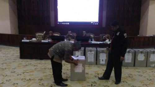 KPU Kota Semarang gelar rapat pleno hasil rekapitulasi Pilkada