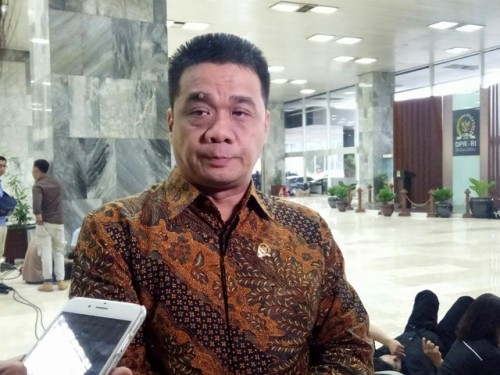 Ketua DPP Partai Gerindra Ahmad Riza Patria--Medcom.id/Arga