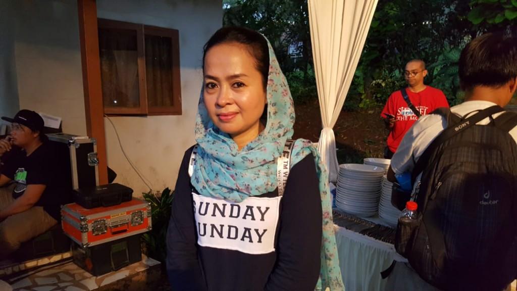 Pemeran Munaroh Maklum Tak Dilibatkan Dalam Si Doel The Movie