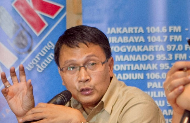 Ketua DPP Partai Keadilan Sejahtera (PKS) Mardani Ali Sera--MI/Atet Dwi P