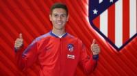 Nehuen Perez Resmi Berseragam Atletico