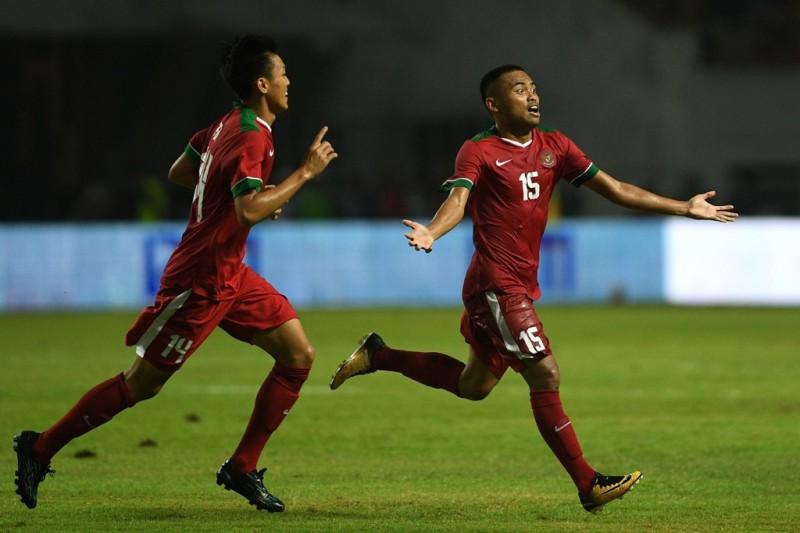 Timnas Indonesia U-19 (Foto Antara/SIGID KURNIAWAN )