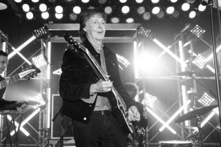 Paul McCartney Antusias Jalani Tur Terbaru