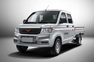 Wuling Sasar Segmen <i>Pick-up</i> di Tiongkok