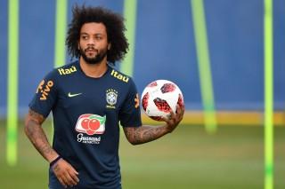 Marcelo Siap Diturunkan Kontra Belgia