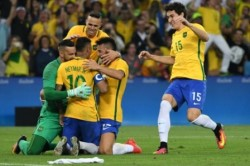 Persentase Brasil Unggul Menuju Juara