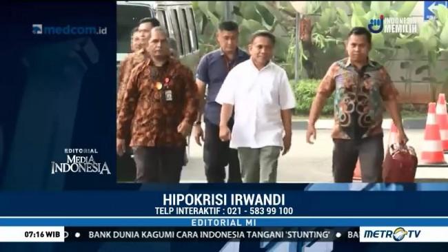 Hipokrisi Irwandi