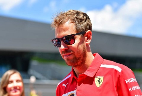 Vettel Kesal dengan <i>Rulebook</i> F1