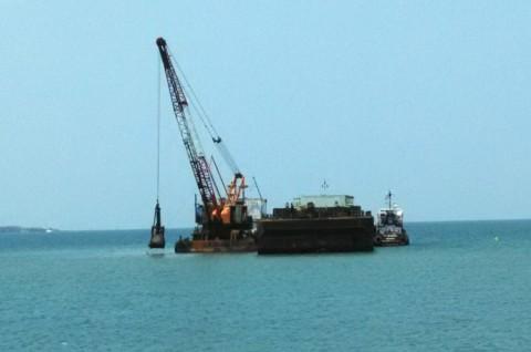 Pendangkalan Pelabuhan Kartini Jepara Tiap Tahun Tinggi