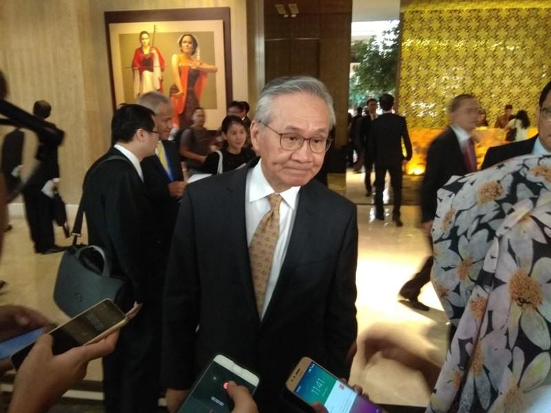 Menteri Luar Negeri Thailand Don Pramudwinai (Foto: Willy Haryono).