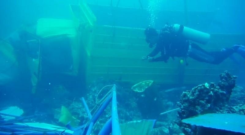 Tim gabungan Polisi dan Basarnas terus mencari korban tersisa kecelakaan KM Lestari Maju di perairan Kepulauan Selayar. Istimewa