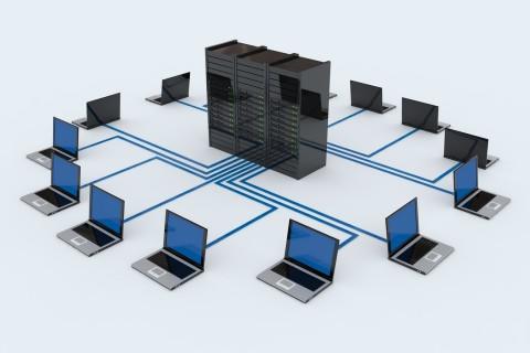 Ilustrasi backup data.