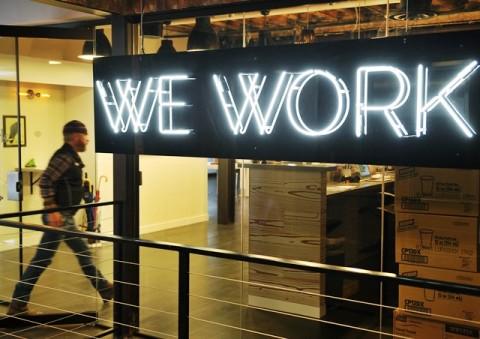 Perkantoran lesu, <i>co-working space</i> tumbuh