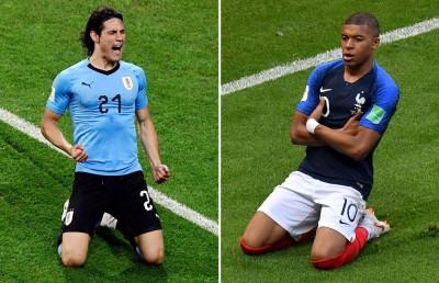 Prediksi Uruguay vs Prancis: Rekan Jadi Rival