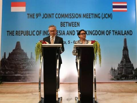 Indonesia dan Thailand Tegaskan Dukungan untuk Palestina
