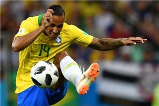 Perjalanan Danilo di Piala Dunia Berakhir Lebih Cepat