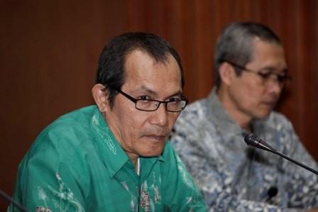 Wakil Ketua KPK Saut Situmorang/MI/Rommy Pujianto