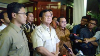 Prabowo Sebut 3,7 Juta DPT Pilgub Jateng Bermasalah