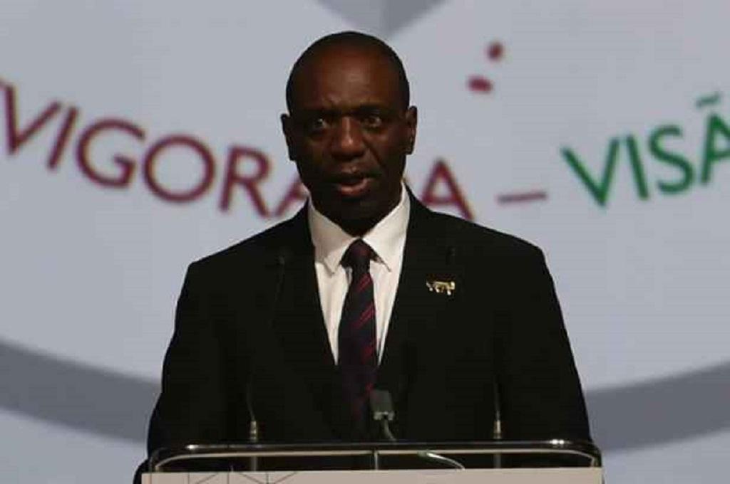 PM Mozambik  Carlos Agostinho do Rosario. (Foto: AFP)