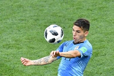 Demi Timnas Uruguay, Torreira Tunda Tes Medis bersama Arsenal