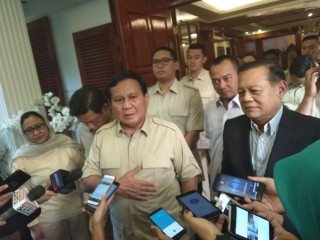 Prabowo Klaim <i>Real Count</i> Menangkan Sudrajat-Syaikhu