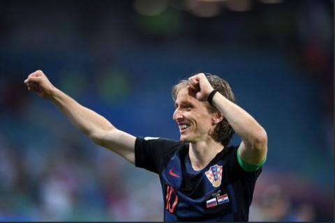 Bintang Laga: Modric, Pemimpin Mimpi Kroasia