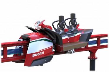 Ducati Tawarkan Sensasi Roller Coaster Khas Panigale