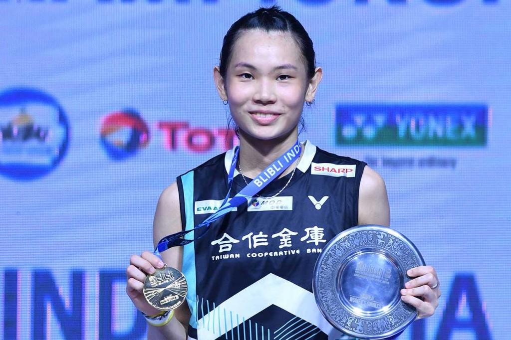 Tai Tzu Ying Juara Indonesia Open