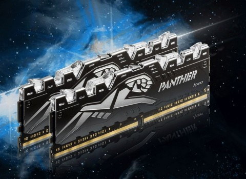 Apacer Panther Rage DDR4 Illumination.