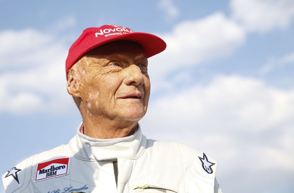 Niki Lauda. (Foto: AFP PHOTO / APA / ERWIN SCHERIAU)