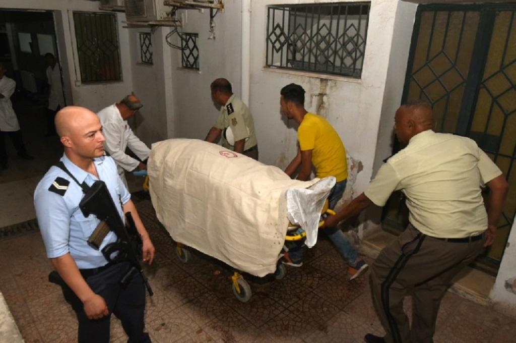 Enam petugas keamanan Tunisia tewas dalam serangan ranjau di dekat perbatasan Bulgaria, 8 Juli 2018. (Foto: AFP)