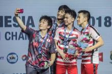 Indonesia Open 2018 dalam Angka