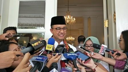 Anies Anggap Tudingan Minta Restu Prabowo Hanya Dongeng