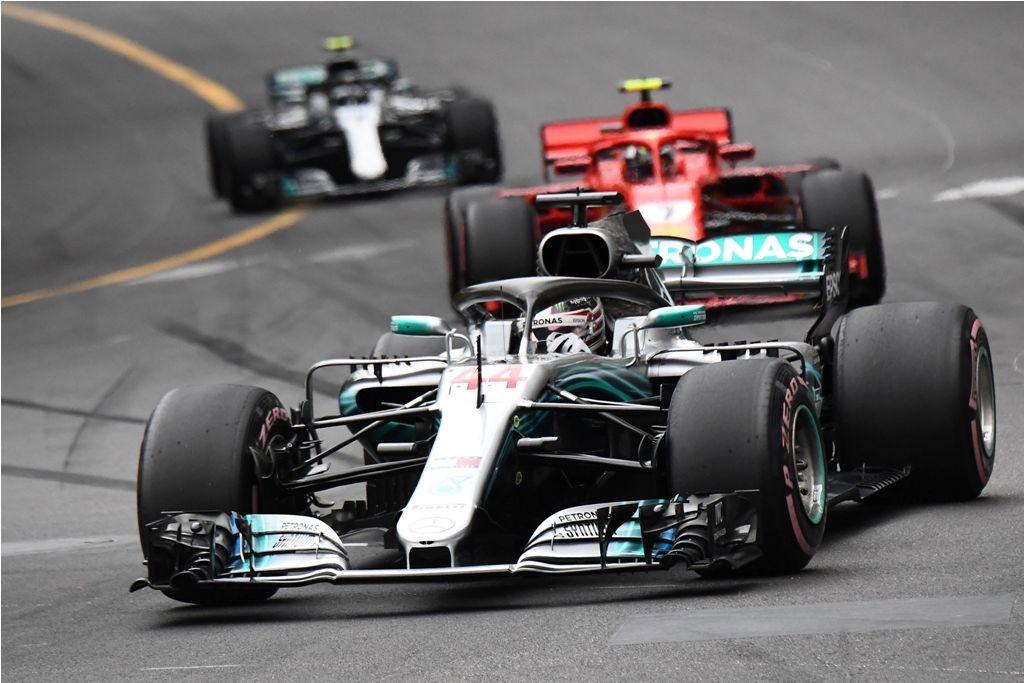 Lewis Hamilton (Foto: AFP PHOTO / Boris HORVAT)