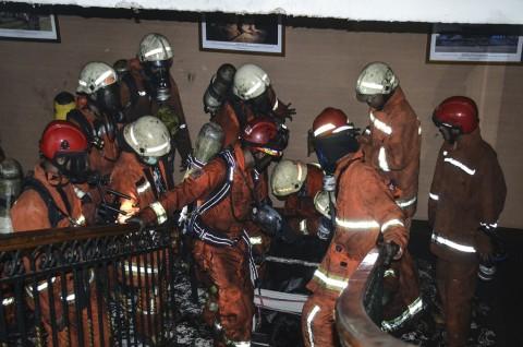 Kemenhub Klaim Punya Alat Pemadam Api sesuai Standar