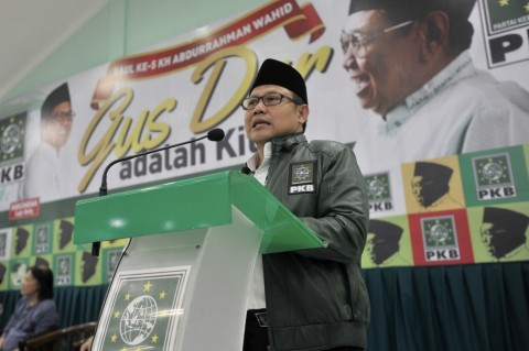 Cak Imin Ajukan Proposal JOIN ke NasDem