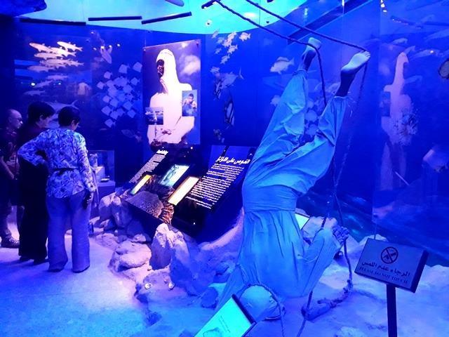 Berikut adalah beberapa museum dan tempat bersejarah untuk momen liburan Anda dan keluarga di Dubai, UEA. (Foto: Dok. Medcom.id/Yatin Suleha)