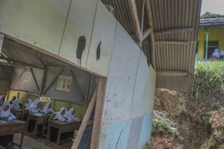 DPR:  Penambahan Ruang Kelas Butuh Rp 19 Triliun