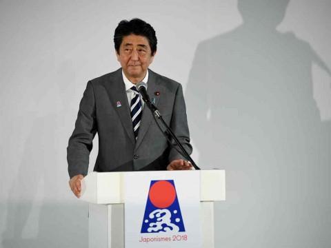Perdana Menteri Jepang Shinzo Abe. (Foto: AFP).