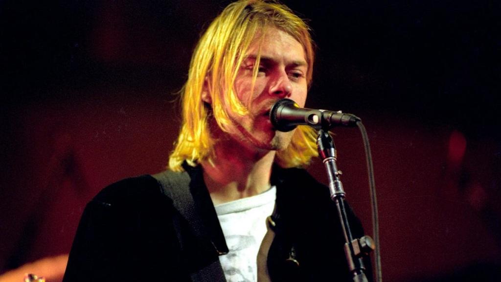 Kurt Cobain (Foto: Biography.com)