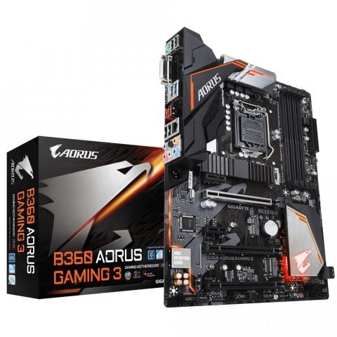 Gigabyte Aorus B360 Gaming 3, Memuaskan Pakai Intel Core i5