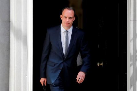 Dominic Raab Ditunjuk jadi Menteri Brexit yang Baru