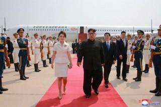 Pesawat Pribadi Kim Jong-un Dikabarkan ke Rusia