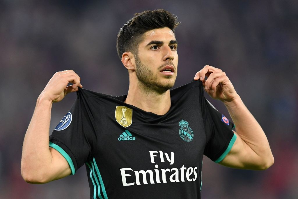 Marco Asensio (Foto: AFP PHOTO / Christof STACHE)