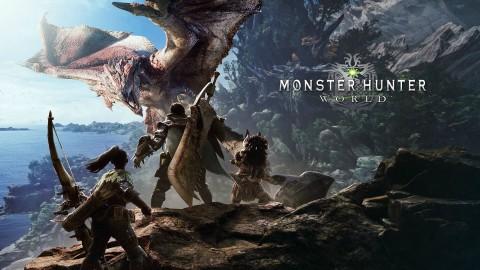 Game Monster Hunter: World.