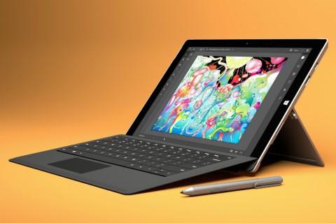 Microsoft tablet Surface terjangkau akan diluncurkan Rabu ini